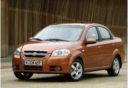 CHEVROLET Aveo  1.2 8v Base (sedan) - (Fotografia 1 z 6)