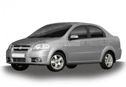 CHEVROLET Aveo  1.2 8v Base (sedan) - (Fotografia 2 z 6)