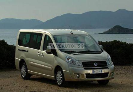 FIAT Scudo  Combi 2.0 140k 10Q L2H1 EXECUTIVE (Combi) - (Fotografia 1 z 5)