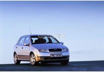 ŠKODA Fabia  1.2 HTP Classic (hatchback) - (Fotografia 1 z 6)