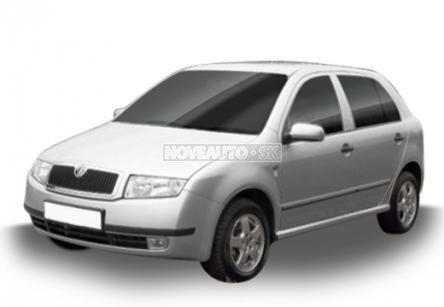 ŠKODA Fabia  1.4 16V Ambiente (hatchback) - (Fotografia 2 z 6)