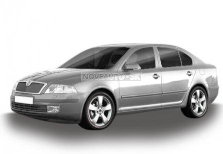 ŠKODA Octavia  1.6 FSI Elegance (hatchback) - (Fotografia 2 z 6)