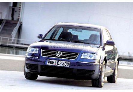 VOLKSWAGEN Passat  1.9 TDI Basis (sedan) - (Fotografia 1 z 6)