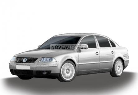 VOLKSWAGEN Passat  1.9 TDI Basis (sedan) - (Fotografia 2 z 6)