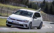 2-miestny VW Golf GTI S je nový kráľ Nurburgringu. CTR porazil o 1,4 sek.