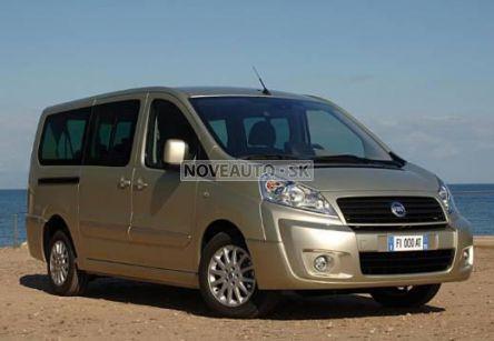 FIAT Scudo  Combi 2.0 140k 10Q L2H1 EXECUTIVE (Combi) - (Fotografia 2 z 5)