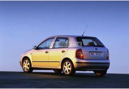 ŠKODA Fabia  1.2 HTP Classic (hatchback) - (Fotografia 3 z 6)