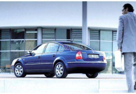 VOLKSWAGEN Passat  1.9 TDI Basis (sedan) - (Fotografia 3 z 6)