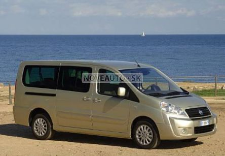 FIAT Scudo  Combi 2.0 140k 10Q L2H1 EXECUTIVE (Combi) - (Fotografia 3 z 5)