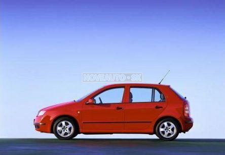 ŠKODA Fabia  1.2 HTP Classic (hatchback) - (Fotografia 4 z 6)