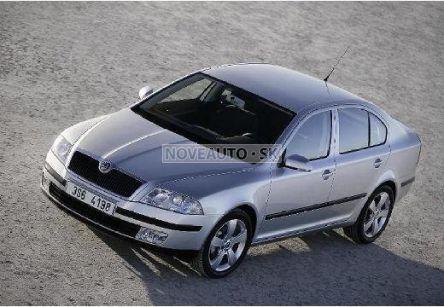 ŠKODA Octavia  1.6 FSI Elegance (hatchback) - (Fotografia 4 z 6)
