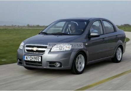 CHEVROLET Aveo  1.2 8v Base (sedan) - (Fotografia 5 z 6)