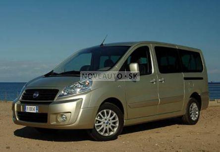 FIAT Scudo  Combi 2.0 140k 10Q L2H1 EXECUTIVE (Combi) - (Fotografia 4 z 5)