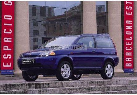 HONDA HR-V  1.6i 4WD A/C (SUV) - (Fotografia 4 z 5)