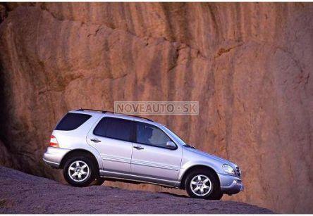 MERCEDES-BENZ  ML 270 CDI (SUV) - (Fotografia 5 z 6)