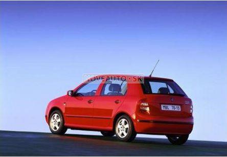 ŠKODA Fabia  1.2 HTP Classic (hatchback) - (Fotografia 4 z 5)