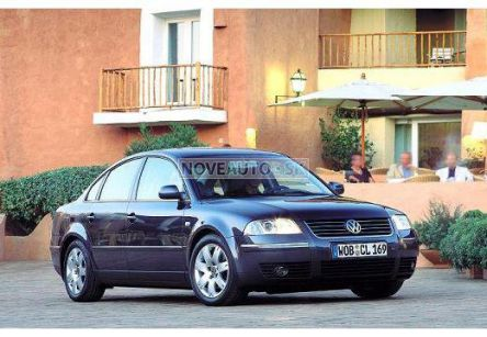 VOLKSWAGEN Passat  1.9 TDI Basis (sedan) - (Fotografia 5 z 6)