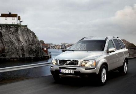 VOLVO XC90 XC 90 D5 Sport A/T (SUV) - (Fotografia 5 z 6)