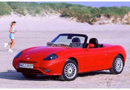 FIAT Barchetta  1.8 16V (Kabriolet) - (Fotografia 5 z 5)