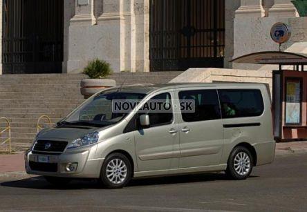 FIAT Scudo  Combi 2.0 140k 10Q L2H1 EXECUTIVE (Combi) - (Fotografia 5 z 5)