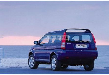 HONDA HR-V  1.6i 4WD A/C (SUV) - (Fotografia 5 z 5)