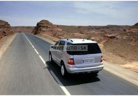 MERCEDES-BENZ  ML 270 CDI (SUV) - (Fotografia 6 z 6)