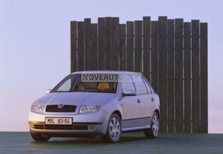 ŠKODA Fabia  1.2 HTP Classic (hatchback) - (Fotografia 5 z 5)