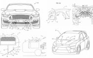 7 patentov pre športové Fordy