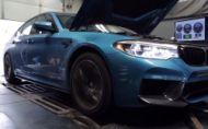 Aký je skutočný výkon BMW M5?