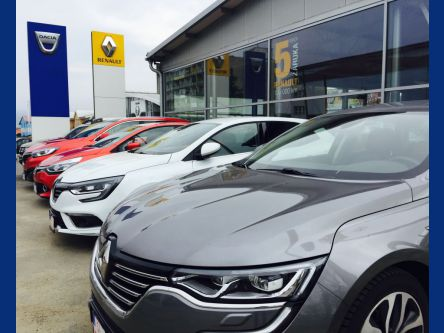 ALD Mobil s.r.o., Renault a Dacia Stará Ľubovňa