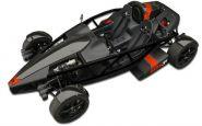 Ariel Atom 3S sa vyrovná Formule Ford