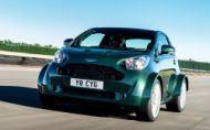 Aston Martin na želanie zákazníka postavil Cygnet V8