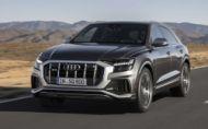 Audi SQ8 má perfektný naftový V8 motor