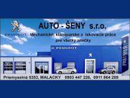 AUTO-ŠENY s.r.o.