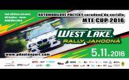 Blíži sa finále MTE Cupu, WestLake Rally Jahodná