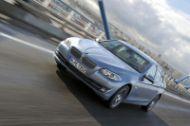 BMW ActiveHybrid 5 je mašinou na radosť
