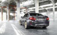BMW M Performance Parts Concept odľahčuje M2-ku