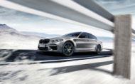 BMW M5 Competition s ešte väčším výkonom