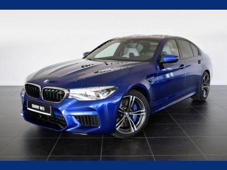 BMW M5  (F90) - Group M, a. s. - (Fotografia 1 z 15)