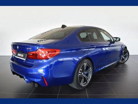 BMW M5  (F90) - Group M, a. s. - (Fotografia 2 z 15)