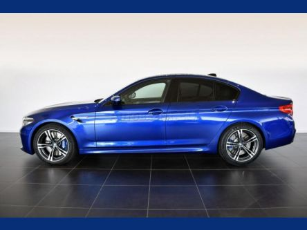 BMW M5  (F90) - Group M, a. s. - (Fotografia 3 z 15)