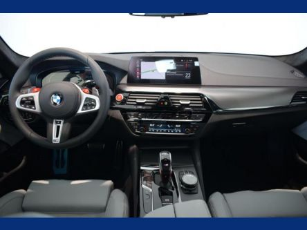 BMW M5  (F90) - Group M, a. s. - (Fotografia 4 z 15)