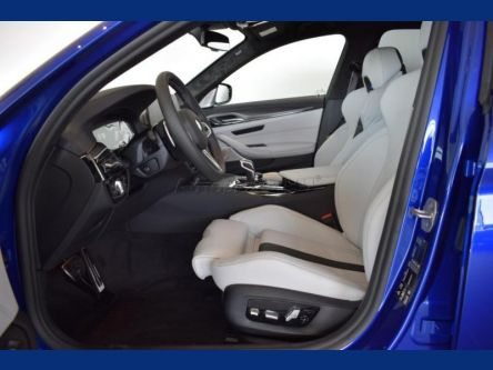 BMW M5  (F90) - Group M, a. s. - (Fotografia 5 z 15)