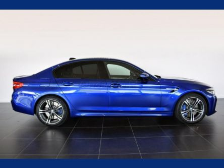 BMW M5  (F90) - Group M, a. s. - (Fotografia 9 z 15)