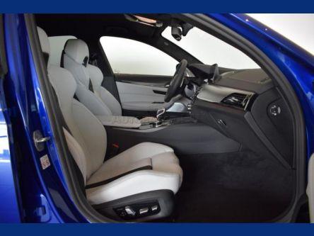 BMW M5  (F90) - Group M, a. s. - (Fotografia 10 z 15)