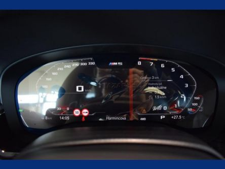 BMW M5  (F90) - Group M, a. s. - (Fotografia 13 z 15)
