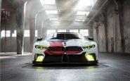 BMW M8 GTE vyzerá ozaj skvelo