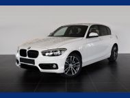 BMW rad 1 118d Edition Sport Line Shadow (F20)