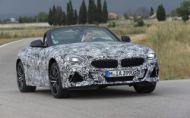 BMW Z4 už testujú na juhu Francúzska