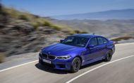 BMW zvoláva M5 kvôli palivovému čerpadlu